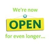 Open longer